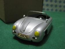 Vintage - PORSCHE 356 Un Speedster 1600 Carrera (Cesana-Sestrière) 1963 - 1/43