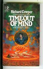 TIME OUT OF MIND by Cowper, Pocket #83580 1st sci-fi gga pulp vintage pb