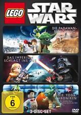 Lego Star Wars: Die Padawan Bedrohung / Das Imperium schlägt ins Aus / Die Yoda Chroniken [3 DVDs] (2014)