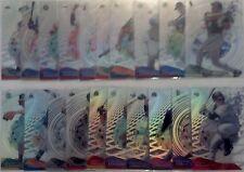 "2014 Topps High Tek ""SPIRALS & GRID"" Complete Set of 100 Cards *SPECIAL PRICE*"