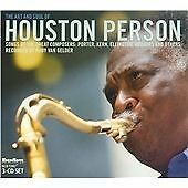 Houston Person - Art & Soul of (2008) 3 cd high note jazz cd