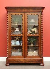 Mahogany Antique Bookcases