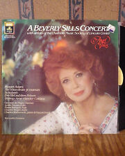 Beverly Sills Concert Angel Voices LP EMI Angel digital audiophile M-