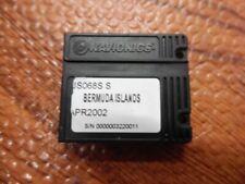 Navionics Classic NavChart Card Bermuda Islands US068SS Apr 2002