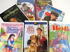 Walt Disney - VHS Lot of (7) - Children - Family