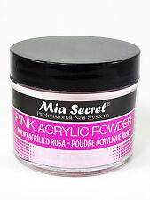 Mia Secret PINK Acrylic Powder 2 oz + FREE SHIPPING