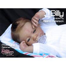 BILLY Aleina Peterson bebe reborn poupee realiste