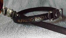CINGHIETTE FERMA PIEDI ALFREDO BINDA, FIBBIE BINDA, BIANCHI DINO ORIGINALI, BICI
