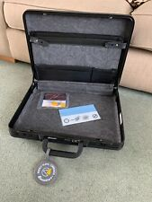 Eminet Briefcase Perfect Travel Companion Attache Style Case Combination Lock
