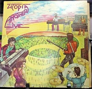 UTOPIA Another Live Album Released 1975 Vinyl/Record  Collection US pressed