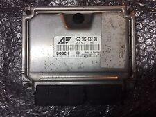 VW SHARAN,FORD GALAXY - ENGINE ECU - BOSCH 022906032DJ - 0261208019 - 2.8 V6 -