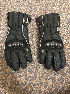 Alpinestars Jet Road Gore-Tex Carbon Motorcycle Waterproof Gloves Black XL