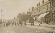 Earl Shilton near Hinckley. Wood Street.