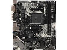 ASRock B450M-HDV R4.0 AM4 AMD Promontory B450 SATA 6Gb/s Micro ATX AMD Motherboa