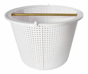 Quiptron Skimmer Basket c/w Brass Handle - Aussie Gold Quiptron Basket