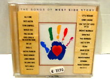 THE SONGS OF WEST SIDE STORY  -  CD RCA VICTOR 1996  NUOVO E SIGILLATO