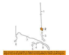 TOYOTA OEM 10-13 4Runner Radio Antenna-Mast Finisher 8639235040