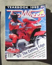 TWO WHEELS 1993 - KAWASAKI EL 250 HONDA NSR 500 CBR 1000 SUPERBIKES GP DOOHAN