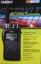 Scanner Uniden Bearcat BC72XLTHandheld Scanner
