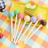 Lollipop Candy Shaped Ballpoint pen Creative Stationery Writings School Supply@H