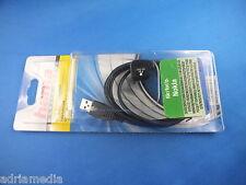 HAMA USB Datenkabel Adapter DKU-2 für NOKIA  3300 5500 6650 6630 E70 N70 N73 N90