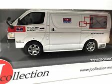 TOYOTA HIACE Malaysia Post delivery van 2007 - 1/43 IXO VOITURE DIECAST - JCL171