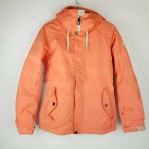 686 Coral Pink Authentic Splendor Ski Jacket Ski Snowboard Size XS