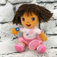 Ty Dora Del Tenis Nickelodeon Nick Jr Dora The Explorer Plush Doll Stuffed Toy
