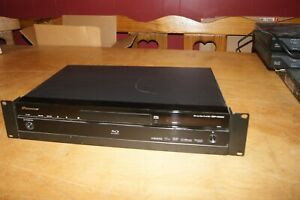 PIONEER PROFESSIONAL BLU-RAY DISC PLAYER BDP-V6000 W/ RACK EARS MOUNT