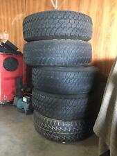 Tyres Goodyear P245/75R17 Jeep