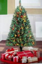 3' Pre-lit Winston Pine Christmas Tree Multi-Color Lights NEW!!!!