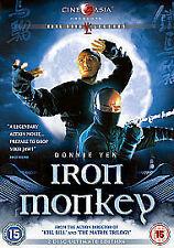 Iron Monkey (DVD, 2011, 2-Disc Set) Donnie Yen ** BRAND NEW ** FACTORY SEALED **