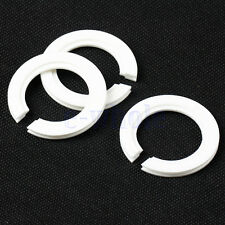 3PCS E27 To E14 Lampshade Lamp Shade Light Ring Adapter Washer Reducer Fitting