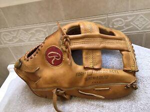"Rawlings USA XFCB-17  12.5"" Dave Parker Baseball Softball Glove Right Hand Throw"