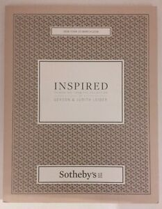 Inspired CHINESE Art Collection 20 March 2019 NEW York SOTHEBY'S catalogue