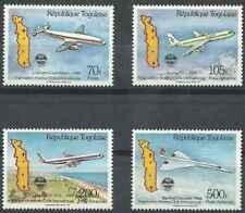 Timbres Avions Concorde Togo 1163 PA531/3 ** lot 27079