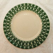 "Vintage 10"" Dinner Plates Mount Clemens China Underglaze Ironstone (Lot of 7)"