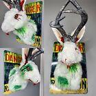 Jackalope- New Taxidermy- Flemish Rabbit- Novelty- Oddity- Horror- Chernobyl
