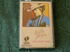 Willie Nelson - My Own Way - Vintage Audio Cassette - 11 great songs