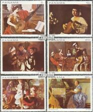 Panama 1087-1092 (complete.issue.) unmounted mint / never hinged 1968 musical Re