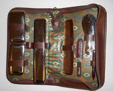 Vintage Travel Men's Shaving Kit Made In Germany
