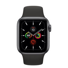 Apple Watch Series 5 Space Gray Aluminum 44MM BRAND NEW Model A2093