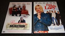 ROMANCE AND REJECTION & I'M WITH LUCY-2 movies-JOHN HANAH, MONICA POTTER-DVD