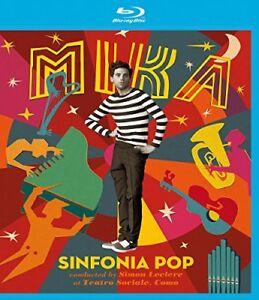 Mika - Sinfonia Pop (Blu-Ray) IMS-EAGLE ROCK ENTERTAINMENT