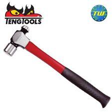 Bola pein martillo Teng 16oz con mango de fibra de vidrio del eje hmbp 16