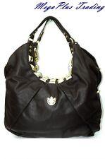 LYDC Designer Hobo Shoulder Tote Bag 3924 Brown