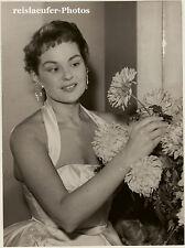Mrs. Campbell singer in Cabaret, Orig.Photo 1956