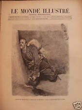 LE MONDE ILLUSTRE 1893 N 1881 L'EXPOSITION MESSONIER