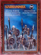 Warhammer Skeleton Warriors GWS 35-30 NIB