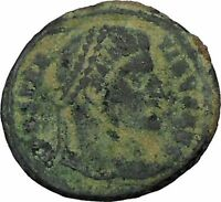 CONSTANTINE I the GREAT 324AD Ancient Roman Coin Military Camp gate  i46000